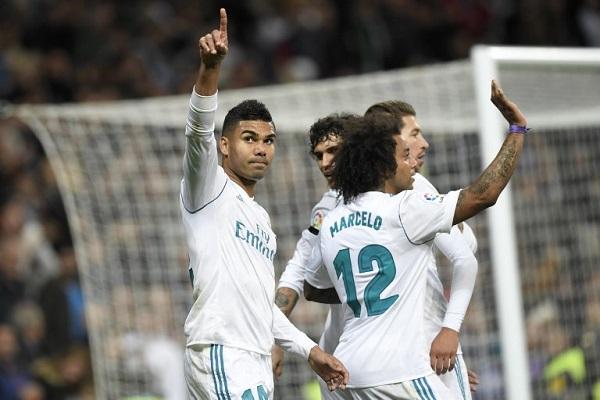 ريال مدريد يستعيد التوازن