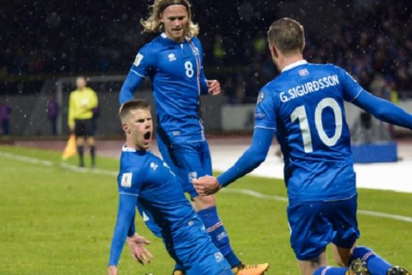 خسارة أيسلندا أمام تشيكيا 1-2 وديا في الدوحة