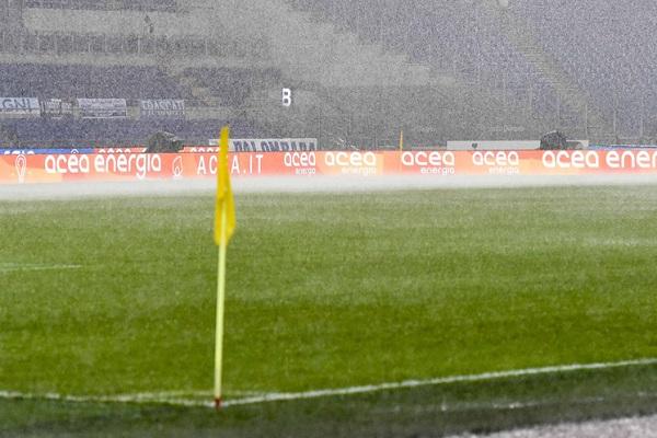 تأجيل مباراة لاتسيو وأودينيزي بسبب الأمطار
