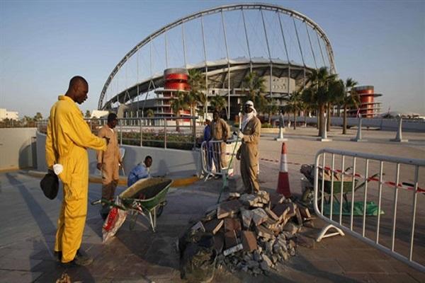 منظمة العمل الدولية تغلق شكوى انتهاك حقوق العمال الاجانب بحق قطر