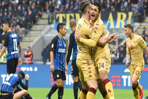 إنتر ميلان يفلت من الهزيمة الأولى في الدوري الإيطالي