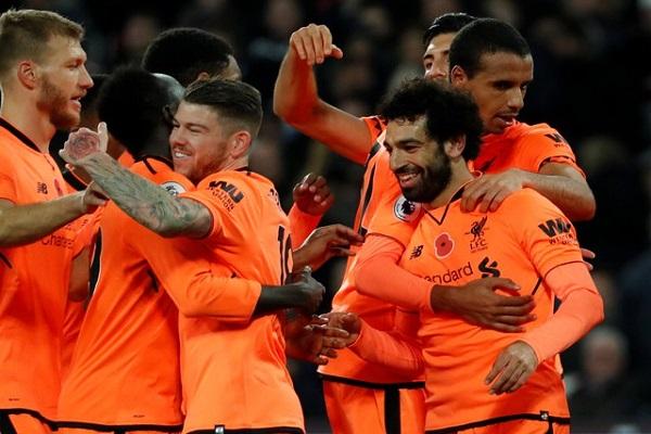 ليفربول يواصل صحوته في الدوري الإنكليزي بفضل صلاح