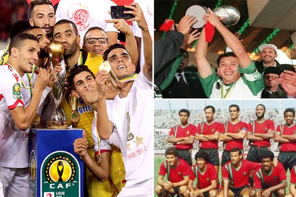 بفضل لقب الوداد البيضاوي صعد المغرب إلى المركز الثاني مناصفة مع الكونغو من حيث البلدان الإفريقية الأكثر تتويجًا بلقب دوري أبطال إفريقيا