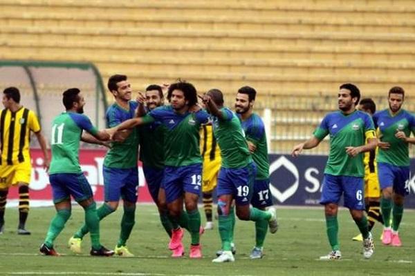 فوز أول لمصر المقاصة في الدوري المصري