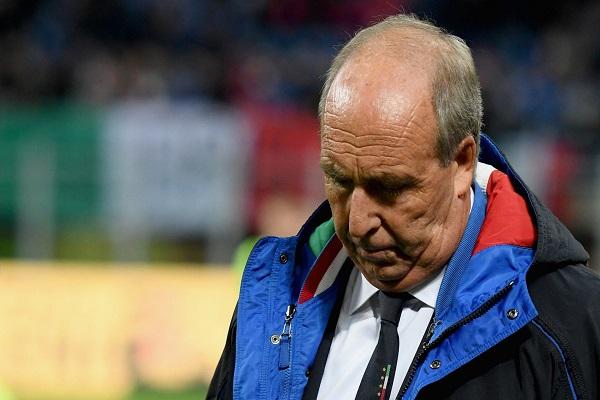 إقالة  فنتورا من تدريب المنتخب الإيطالي