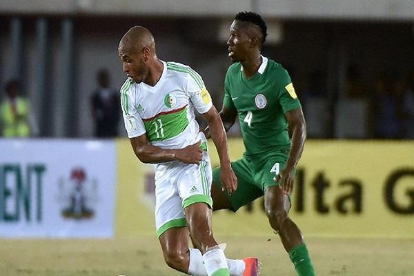 ماجر يستهل مهمته مع الجزائر بتعادل مخيب مع نيجيريا