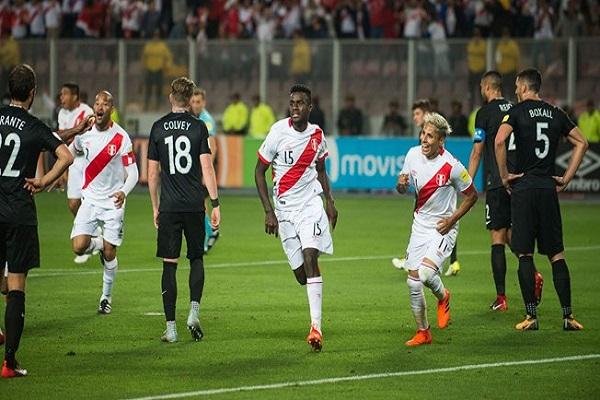 اكتمال المستويات بتأهل البيرو إلى النهائيات