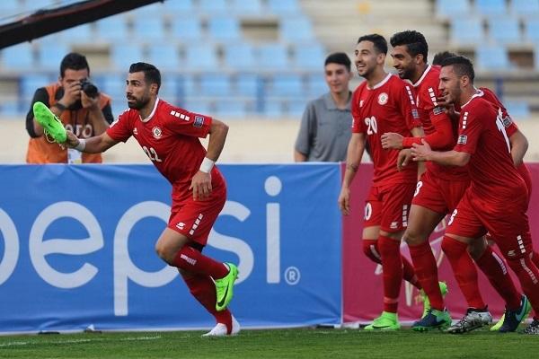 لبنان رسميا إلى نهائيات كأس آسيا 2019