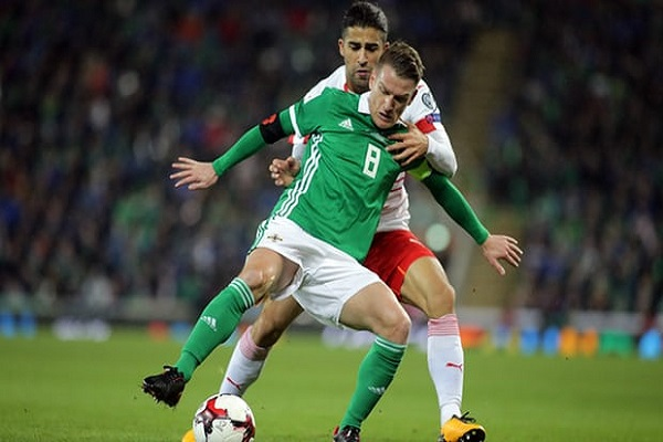 ملحق جديد لإيرلندا أمام الدنمارك القوية