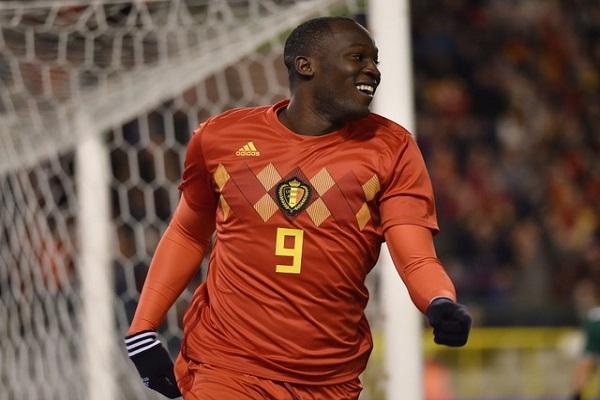 لوكاكو أفضل هداف في تاريخ منتخب بلجيكا