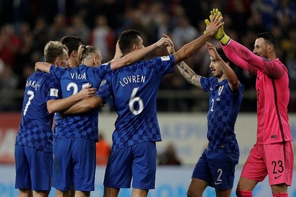 كرواتيا تنتزع بطاقة التأهل الاوروبية الحادية عشرة