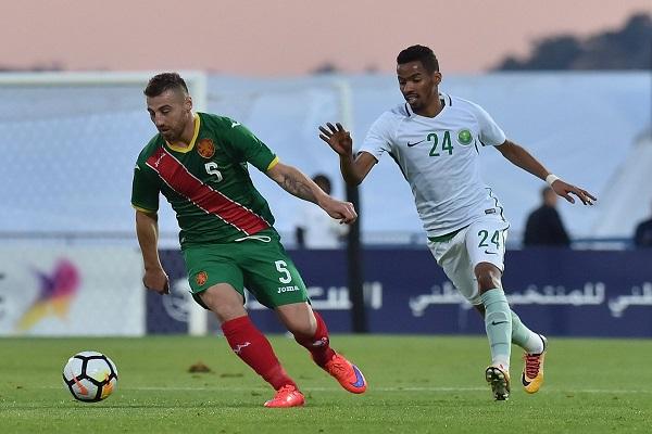 خسارة ودية ثانية للمنتخب السعودي استعدادا لمونديال روسيا