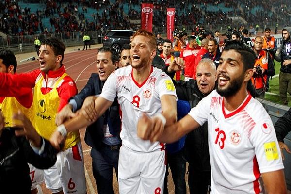 تونس تتأهل إلى كاس العالم للمرة الخامسة في تاريخها