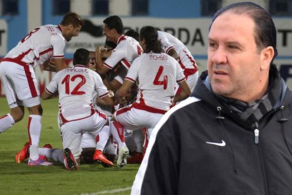 يبقى المنتخب التونسي الفريق الوحيد من الرباعي العربي الذي حقق إنجازه ببلوغ المونديال بإشراف عربي 100%