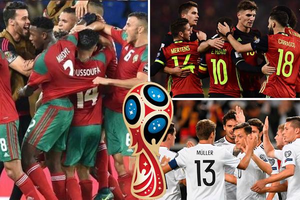 يتفوق المنتخب المغربي على أقوى دفاعات المنتخبات العالمية بما فيها المنتخب الألماني
