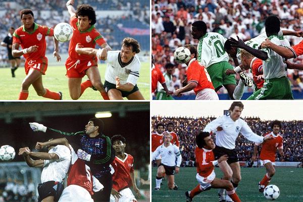 المنتخب المغربي كانت له بصمة عربية مميزة بعدما حقق أفضل حصيلة من مشاركاته السابقة بين المنتخبات العربية الأربعة