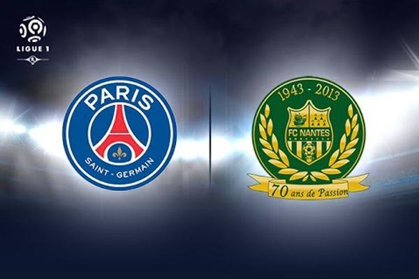 يبحث باريس سان جرمان عن تحقيق فوزه الثاني عشر على التوالي على ضيفه نانت القوي في الدوري الفرنسي