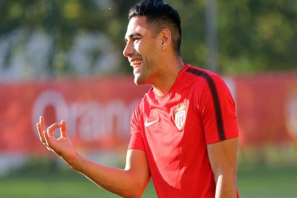 جارديم يرجح عودة فالكاو للعب مع موناكو الجمعة