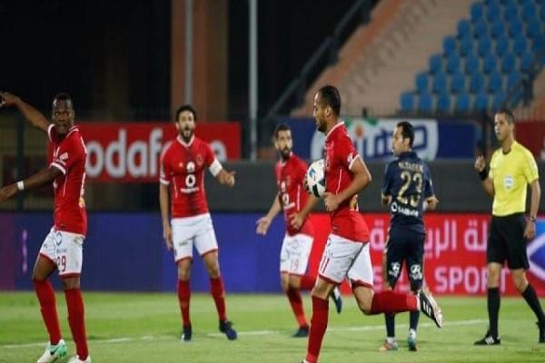 الأهلي أمام أول اختبار حقيقي في الدوري المصري