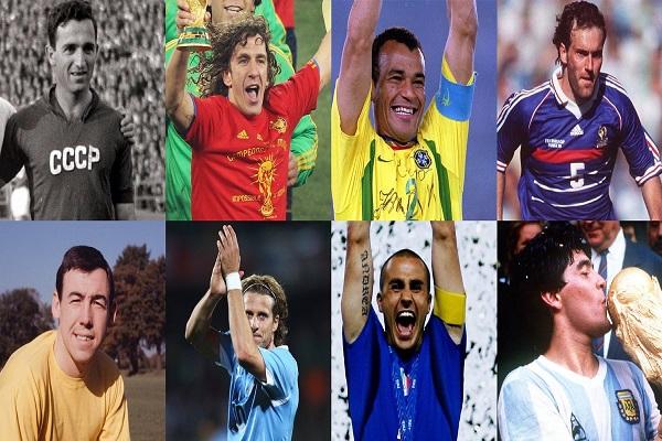 هؤلاء سيساعدون في سحب قُرعة كأس العالم 2018