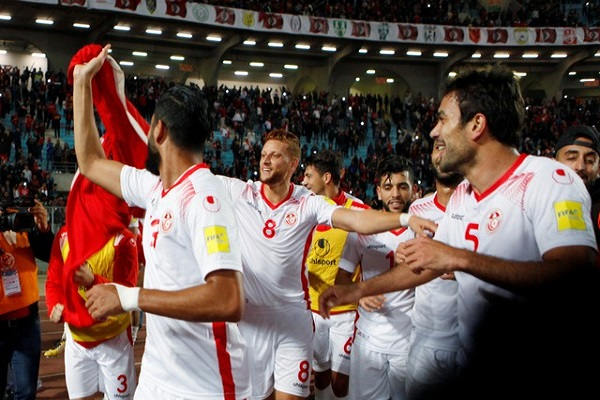 فرحة تونسية بالتأهل لمونديال روسيا