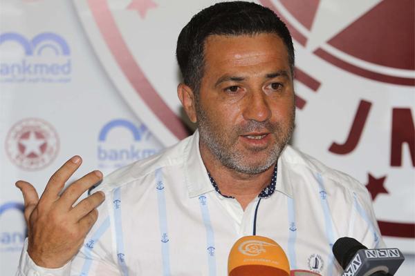 تسلم الحاج الإشراف على النجمة بعد المرحلة الرابعة من الموسم الماضي خلفاً للروماني تيتا فاليريو