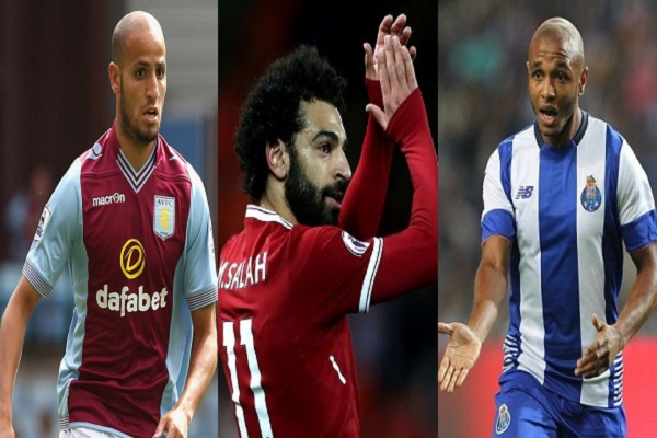 3 لاعبين عرب ينافسون على لقـب أفضل لاعب أفريقي