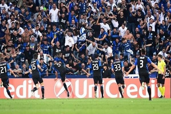 اتالانتا إلى المركز العاشر في الدوري الإيطالي