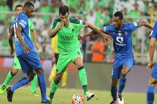 قمة مرتقبة بين الهلال والأهلي في الدوري السعودي