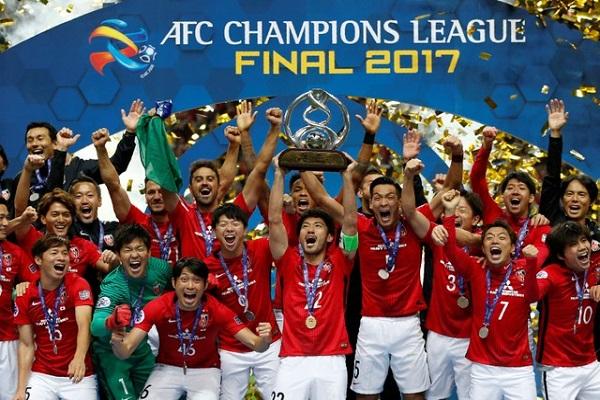 اوراوا الياباني يتوج بلقب دوري أبطال آسيا للمرة الثانية