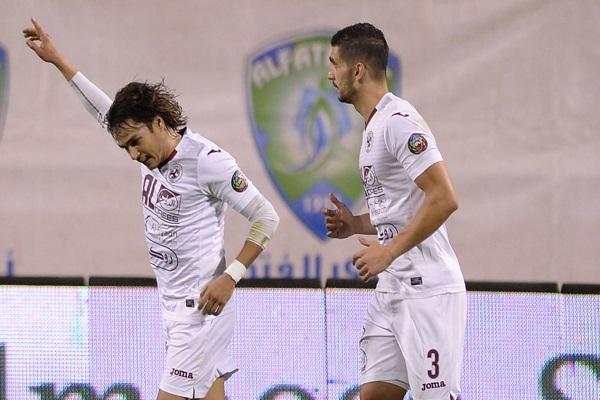 الفيصلي يكتسح الفتح بخماسية في الدوري السعودي