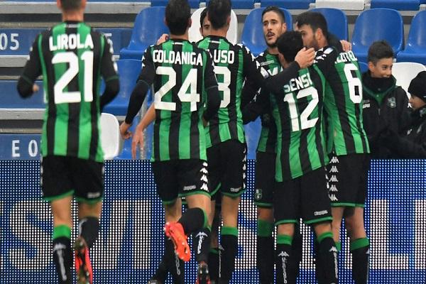 تأهل ساسوولو وهيلاس فيرونا إلى ثمن نهائي كأس ايطاليا
