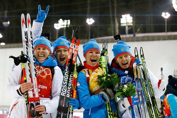 أولمبياد 2014: الرياضيون الروس المعاقبون لن يعيدوا الميداليات