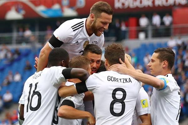 منذ تتويجها باللقب العالمي الاول عام 1954، تعيش ألمانيا علاقة حب مع كأس العالم