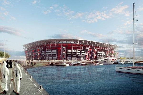 الدوحة تكشف عن تصميم سابع ملاعب كأس العالم