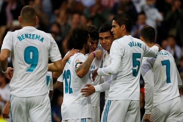 فوز صعب لريال مدريد