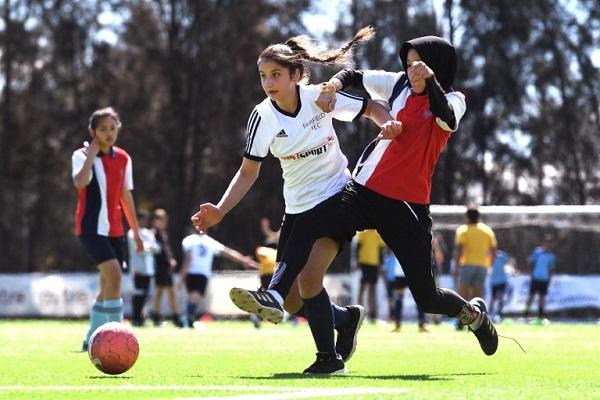 كرة القدم ملاذ الأطفال الباحثين عن اللجوء في أستراليا
