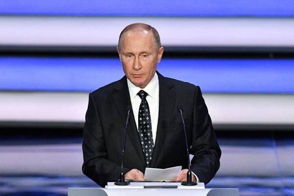 بوتين يعد بـ