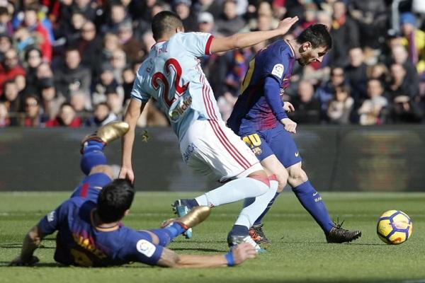برشلونة يفقد نقطتين مجددا