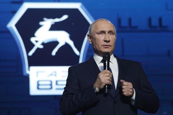 بوتين يعلن عدم مقاطعة روسيا أولمبياد 2018 ويندد بقرار