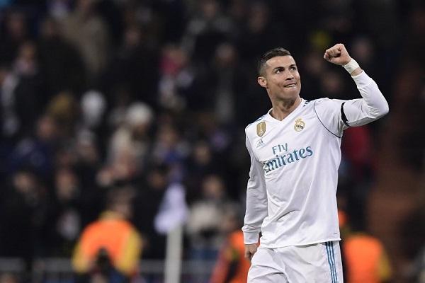 رقم قياسي جديد لرونالدو في دوري أبطال أوروبا