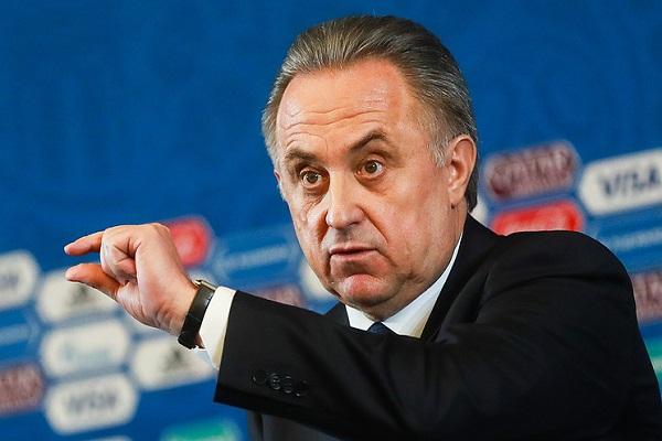 نائب رئيس الوزراء الروسي المسؤول عن الشؤون الرياضية، فيتالي موتكو