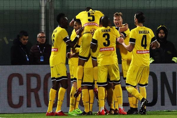 أودينيزي يستعيد توازنه في الدوري الإيطالي