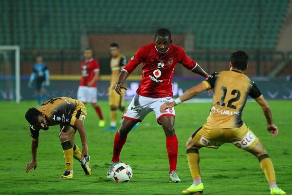 الأهلي لمواصلة انتصاراته في الدوري المصري