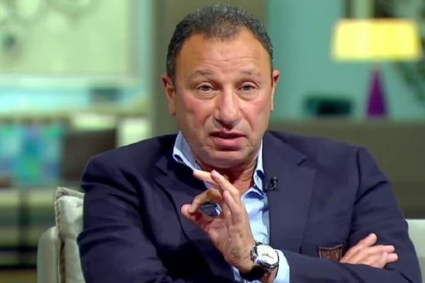 فوز محمود الخطيب برئاسة الأهلي المصري