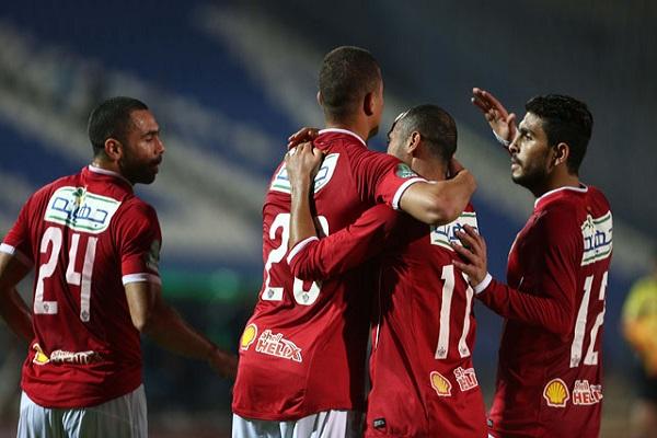 الأهلي ينتزع المركز الثاني في الدوري المصري