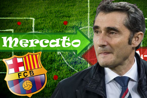 إرنستو فالفيردي مدرب برشلونة الإسباني طالب إدارة النادي بضرورة تدعيم العناصر الفنية للفريق خلال الانتقالات الشتوية
