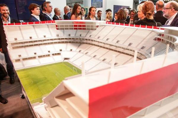 بروكسل كانت واحدة من 13 مدينة اوروبية ستحتضن منافسات كأس اوروبا 2020