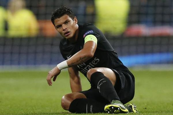 اصيب سيلفا في مباراة دوري ابطال اوروبا الثلاثاء أمام بايرن ميونيخ الألماني