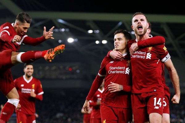 - ليفربول يواصل نتائجه الجيدة -